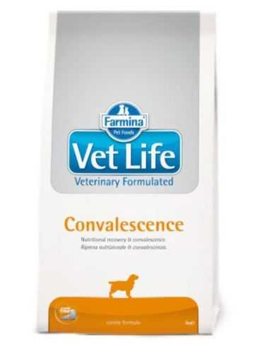Farmina (Фармина) VetLife Dog Convalescence - Корм для собак в период выздоровления