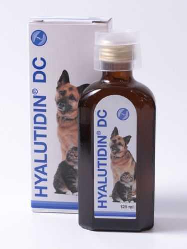 гиалутидин для собак инструкция