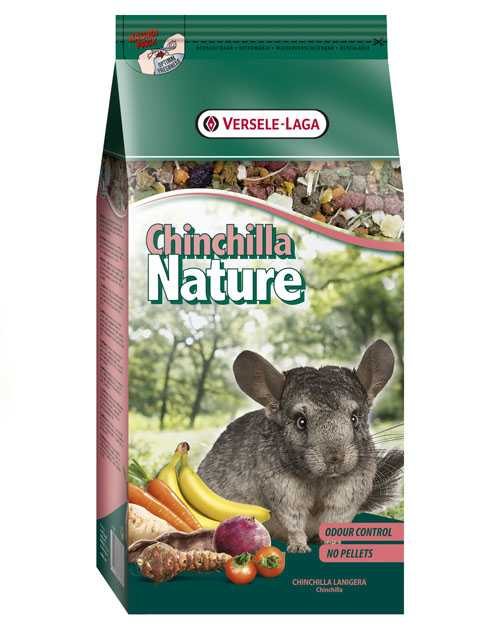 Versele-Laga (Версель-Лага) Nature Chinchilla - Корм для Шиншилл