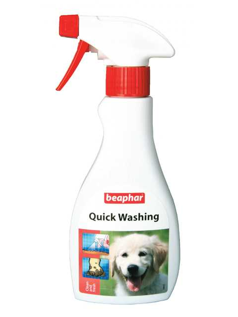 Beaphar (Беафар) Quick Washing - Экспресс-Шампунь для кошек и собак