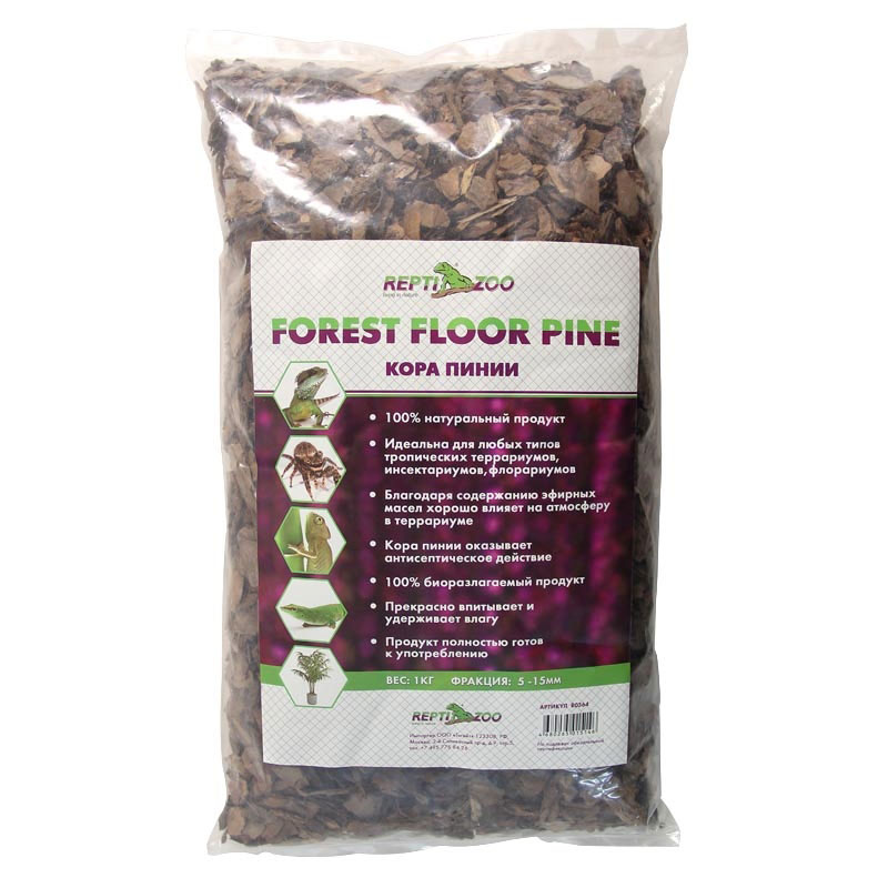 Repti Zoo Forest Floor Pine - Субстрат
