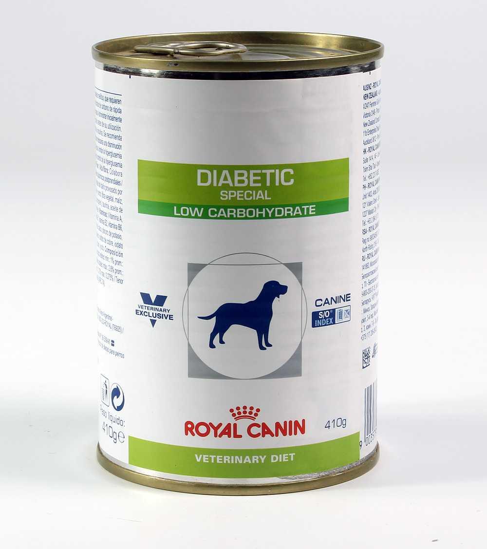 Крупа для собак с диабетом